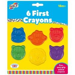 Galt 6 First Crayons 250