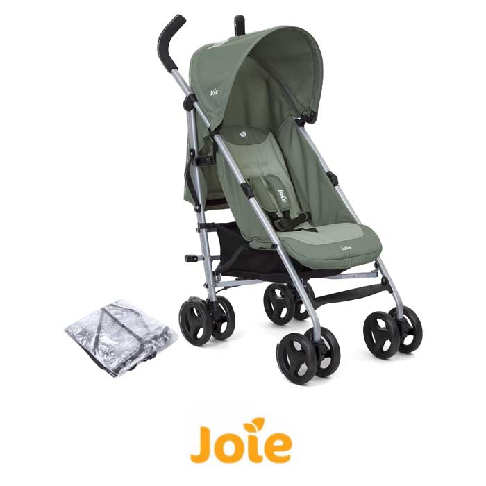Joie Nitro Pushchair Stroller with Raincover