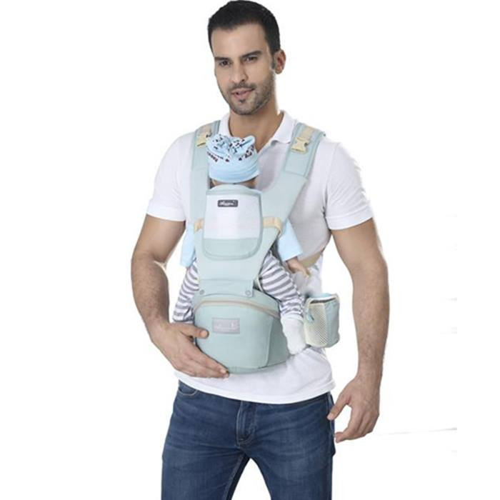 4-In-1 Ergonomic Baby Carrier - 3 Colours