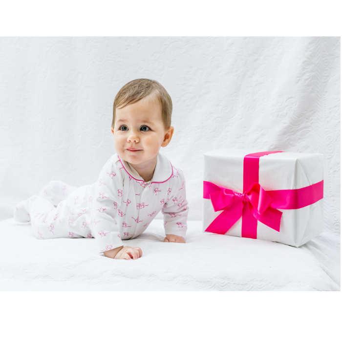 Pink Mice Christmas PresentMFM
