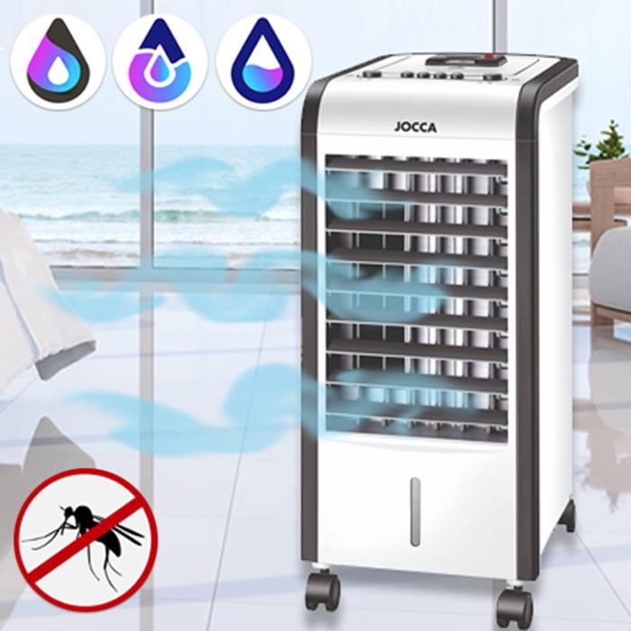 Jocca 3-in-1 Air Cooler with Insect Repellent