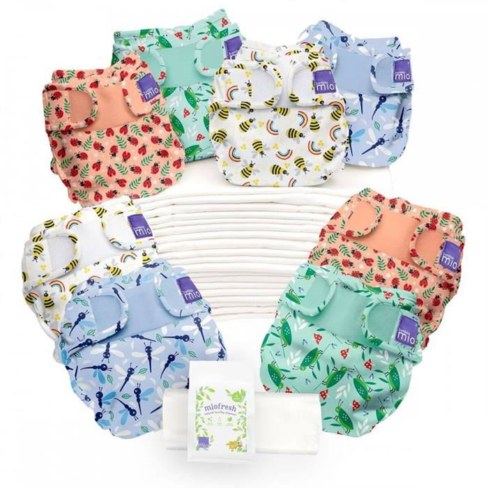 Bambino Mio Miosoft Birth to Potty Pack