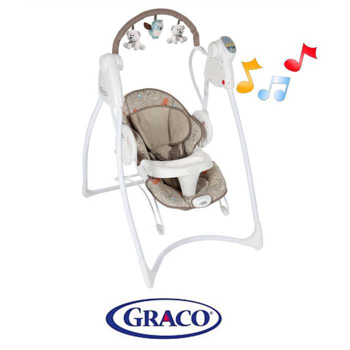 Graco Swing 'n' Bounce 2 in 1 Swing