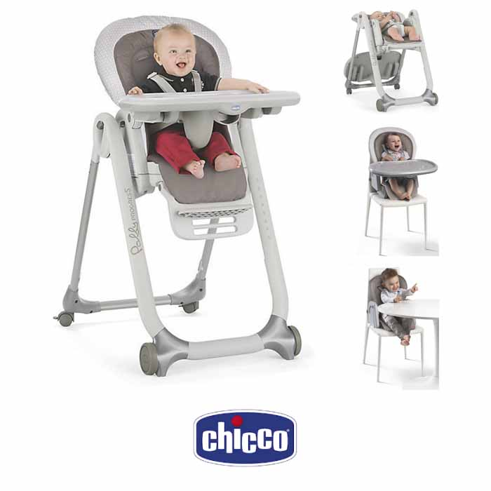 Chicco Polly Progres5 5 in 1 Highchair