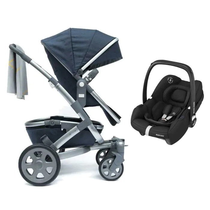 Joolz Geo2 Pushchair, Accessories & Car Seat
