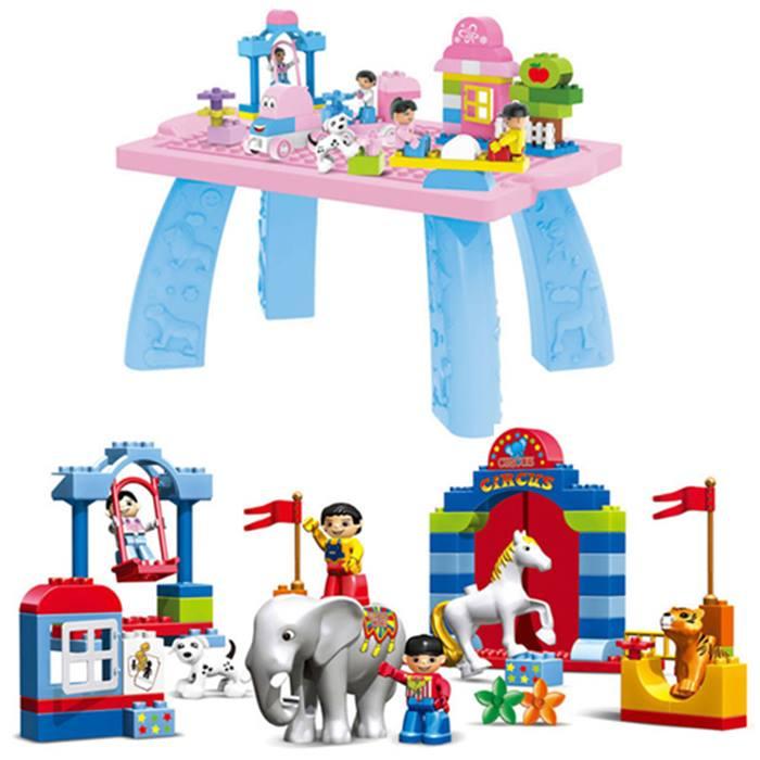 Kids' Fun Assembling Building Blocks - 4 Designs