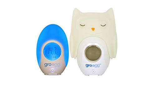 Win one of five BT 350 Grobag Egg Thermometer and Night Light + Egg Shell (Orla)