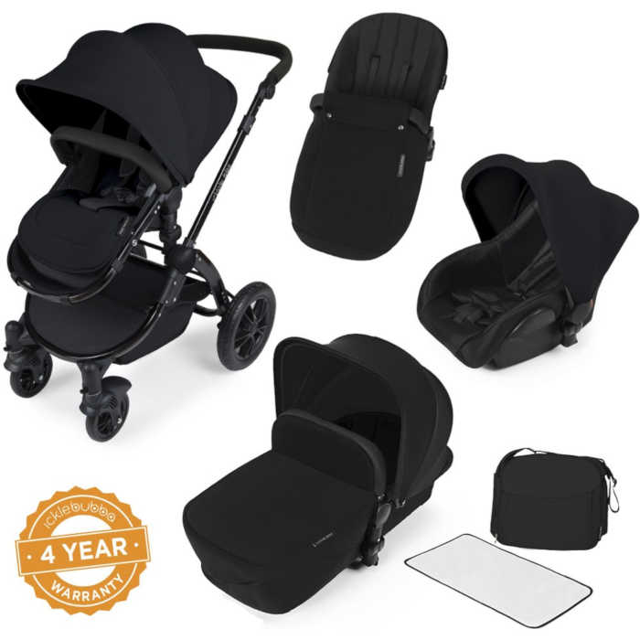 ickle bubba Stomp V2 All-in-One Travel Systems