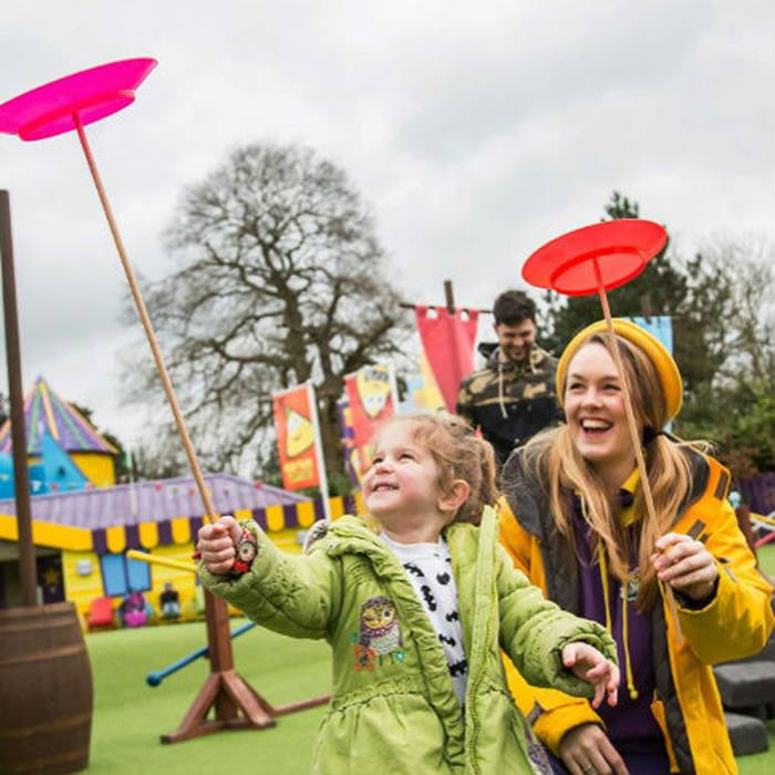 Bounty - CBeebies land