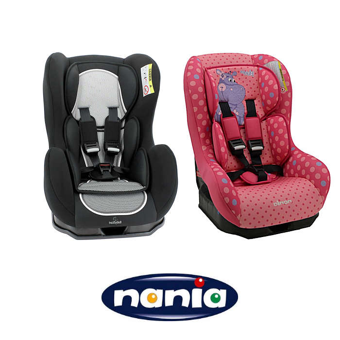Nania Cosmo Group 0-1 Car Seat