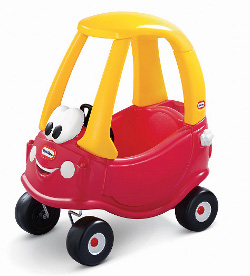 Little Tikes Cozy Coupe 474