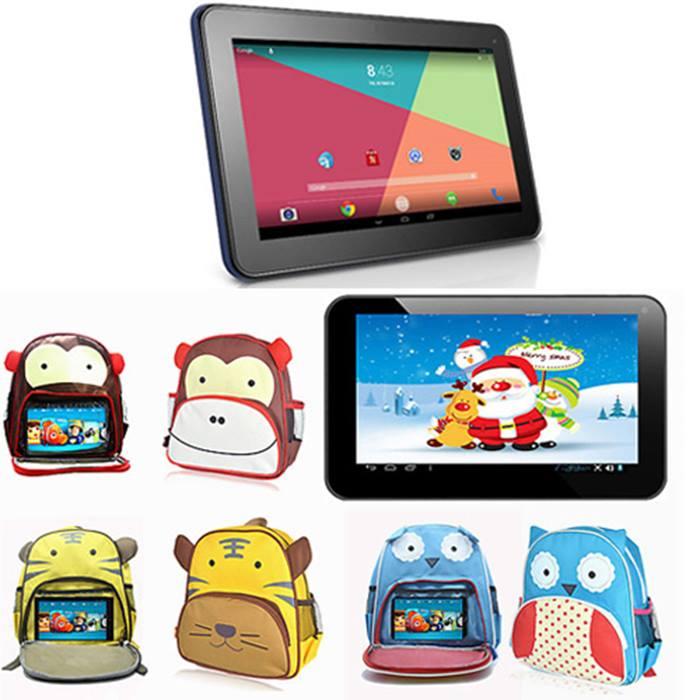 Kids-7-Inch-SmartPad-With-Optional-Animal-Bag