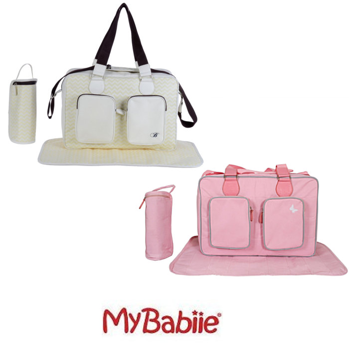 My Babiie Deluxe Changing Bag with Padded Changing Mat