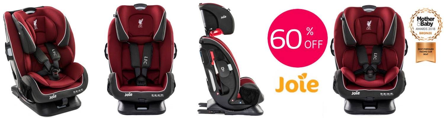 Joie Every Stage FX Isofix Group 0123 Car Seat