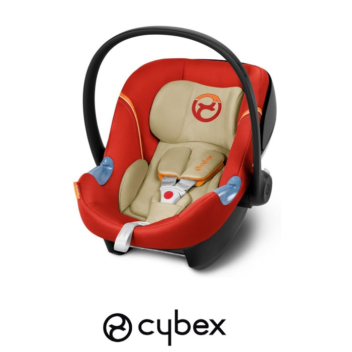 Cybex Aton M Gold Group 0+ Car Seat - Autumn Gold