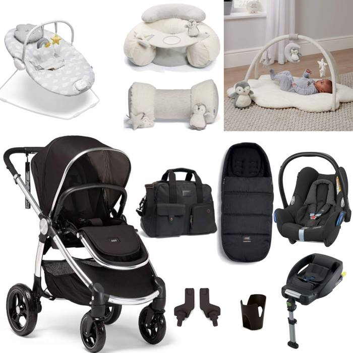 Mamas & Papas Ocarro 11 Piece Bundle