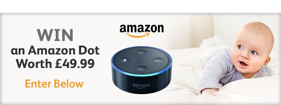 Amazon Dot competition hero