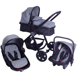 Red Kite Push Me Fusion travel system