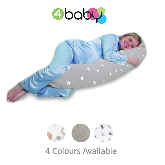 4baby 6ft Deluxe Body  Baby Support Pillow