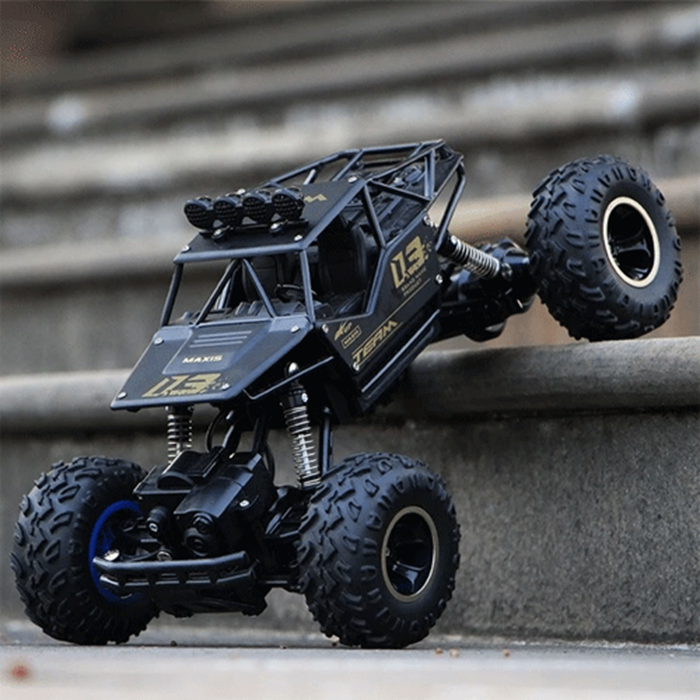 XL Off-Roading High Speed Buggy with 4-Wheel Drive & Remote Control