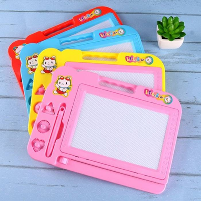 Kids' Magnetic Writing Board - 4 Designs