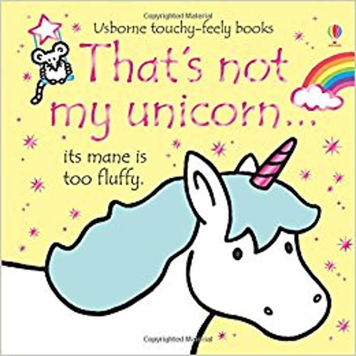 Thats not my unicorn - the works