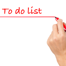 to do list 222