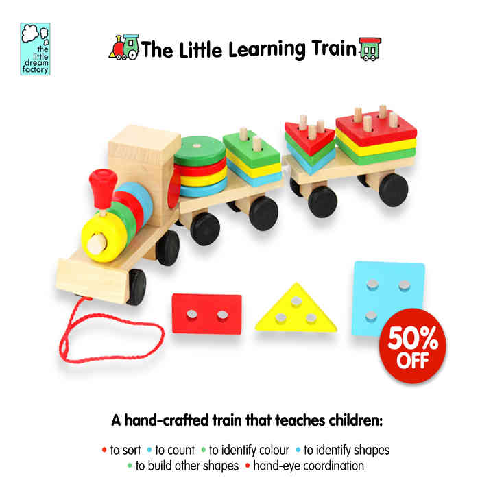 The Little Learning Train2