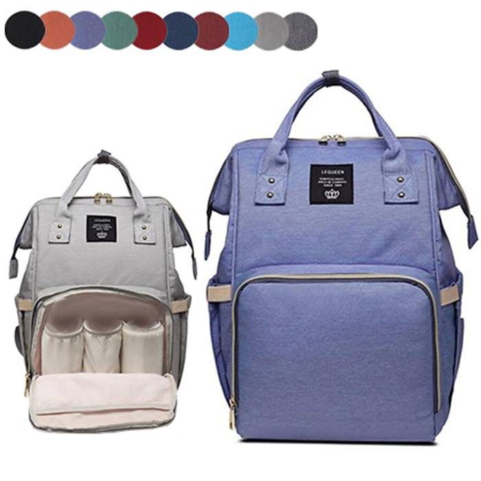 Multi-Functional Baby Changing Bag - 9 Colours