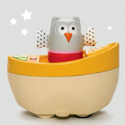 Taf Toys 3-in-1 Musical Boat Cot Toy 250