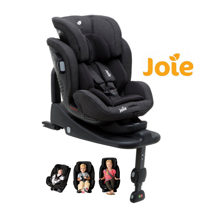 Joie Stages Group 012 Car Seat  Caviar