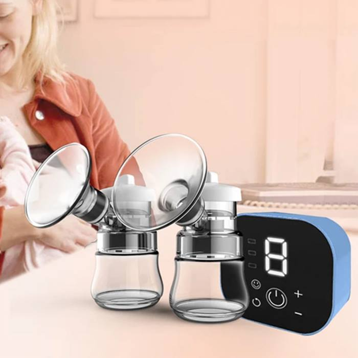 USB Double Breast Pump Touch Screen Machine