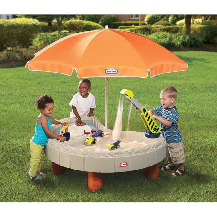 Little Tikes Builder Bay Sand & Water Table
