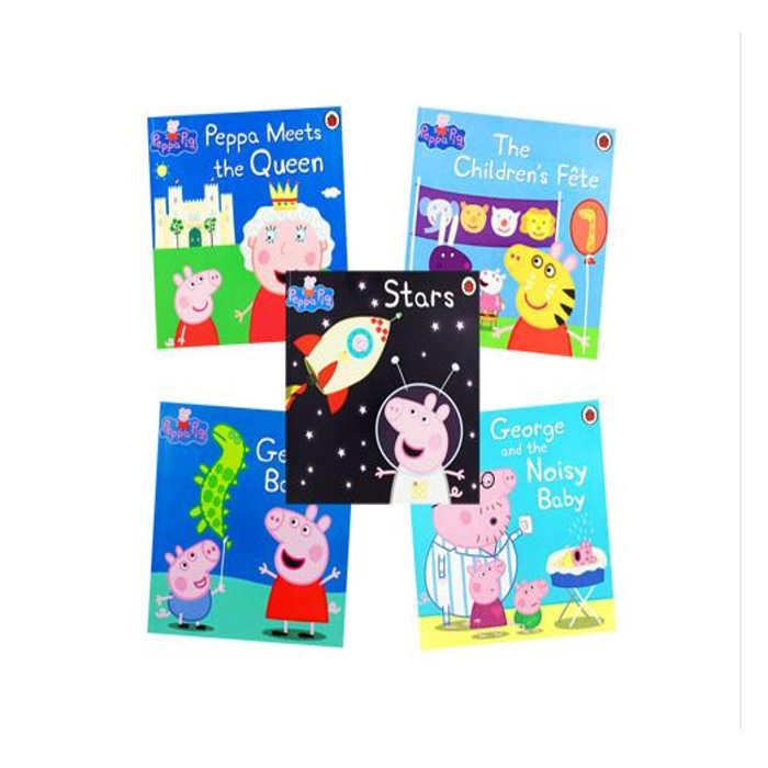 peppa pig childrens book