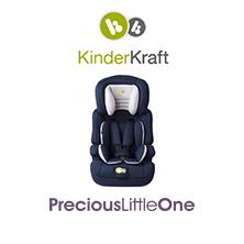 WIN 2 x KinderKraft Comfort Up Group Group 1,2,3 Car Seat (Navy) Worth £79.99 each