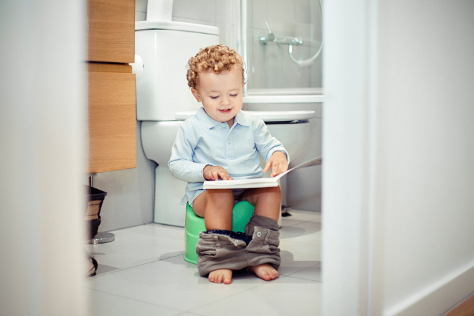 Potty training affecting sleep 474