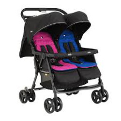 Joie Aire twin stroller