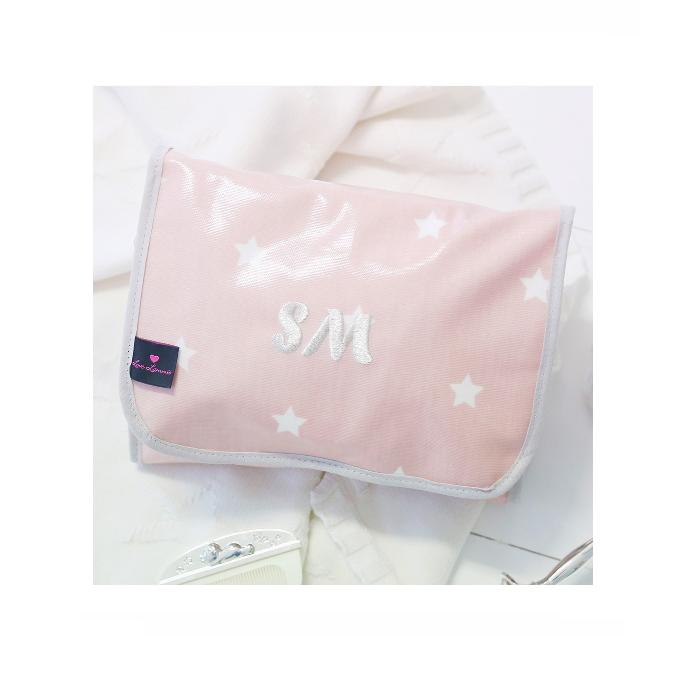 15% Off Star Print Folding Changing Bag