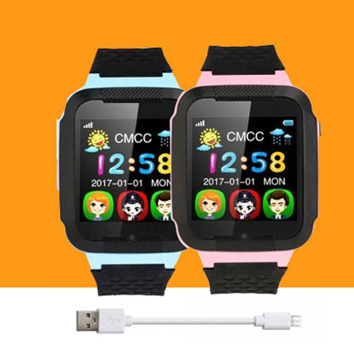 Kids Smart Watch with Bluetooth GSM Locator - 2 Colours