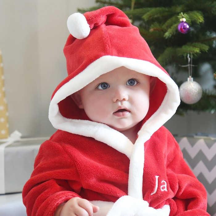Santa robe