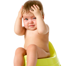 Constipation in babies 222