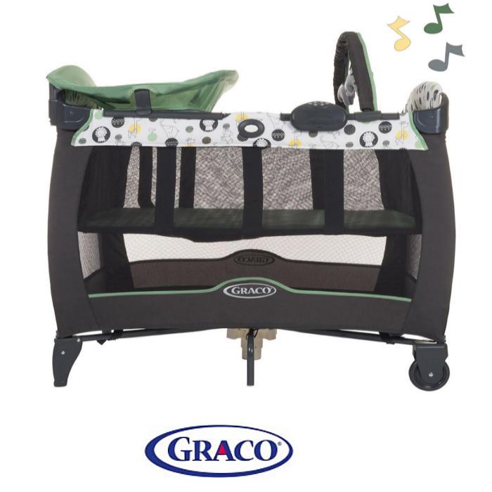 Graco Contour Electra Travel Cot Bassinette