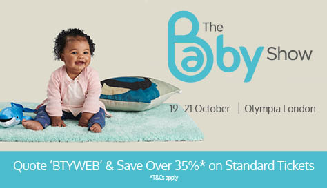 Get discounted Baby Show tickets with Bounty