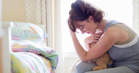 pre natal depression
