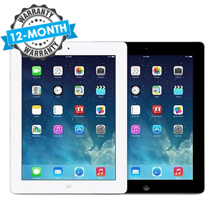 Apple iPad 2 16GB or 32GB with Wi-Fi - 2 Colours