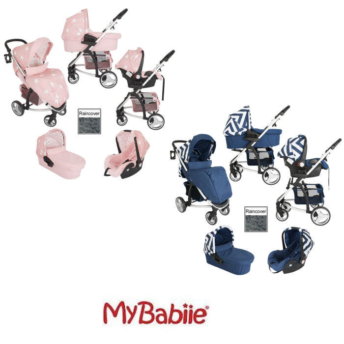 My Babiie MB200 Travel System Carrycot