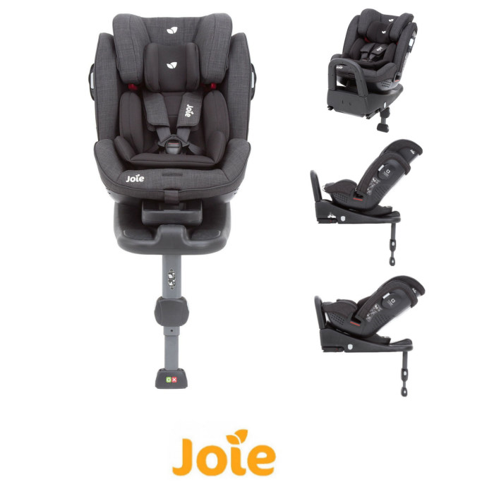Joie Stages Isofix Group 0+,1,2 Car Seat - Pavement