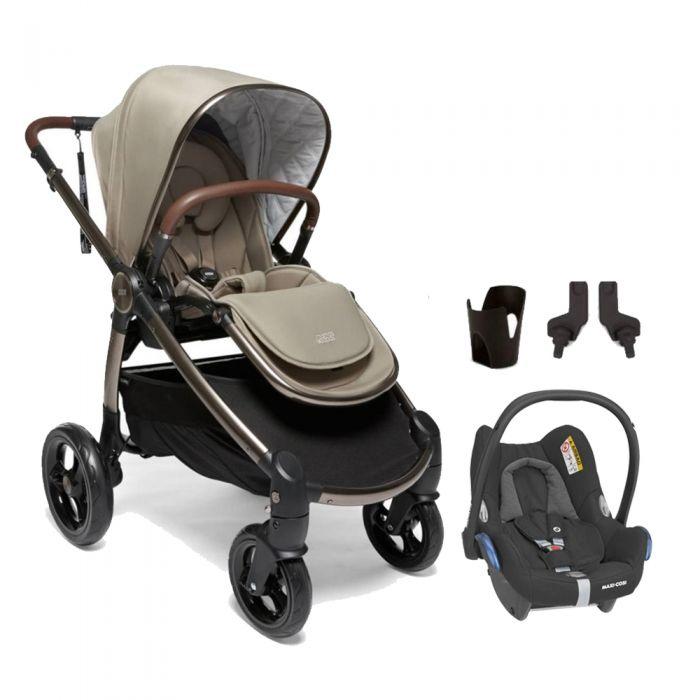 Mamas & Papas Ocarro 4PC Cabriofix Bundle - Iconic