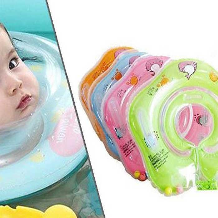 Go groopie - Inflatable neck float