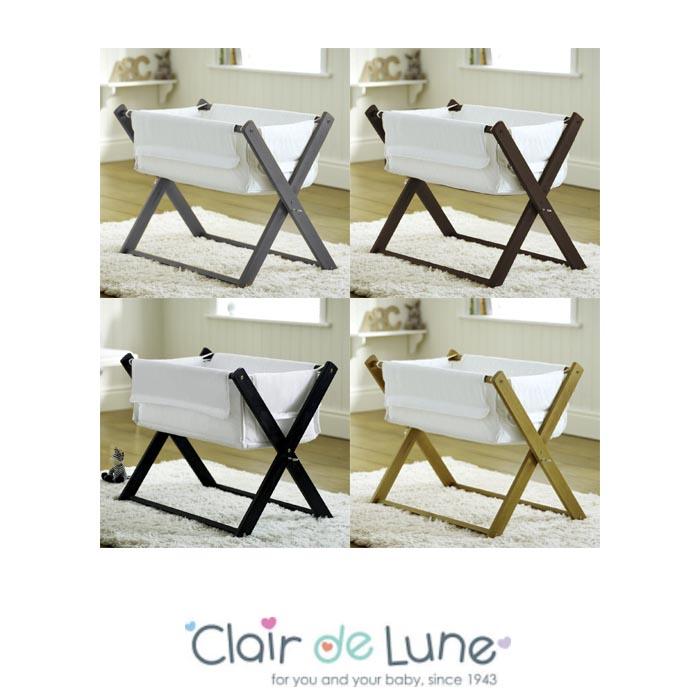 Clair De Lune Katie Folding Crib Mattress